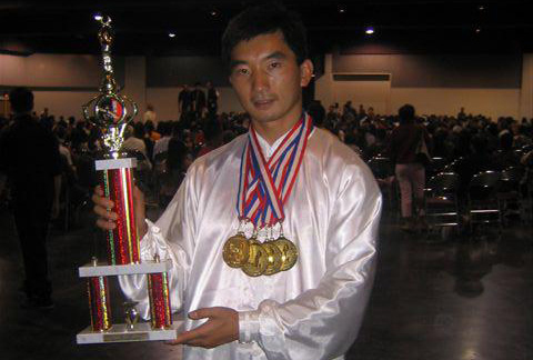The 2nd Annual Traditional Kung Fu Championship